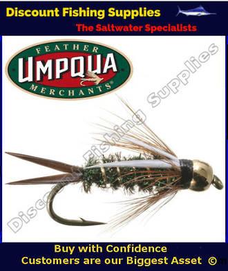 Umpqua GB Prince Nymph #14 Fly