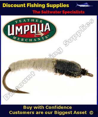 Umpqua Magic Caddis White #12 Fly