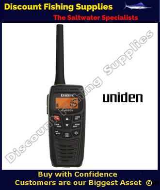 Uniden - Atlantis 270 Handheld VHF - Floating