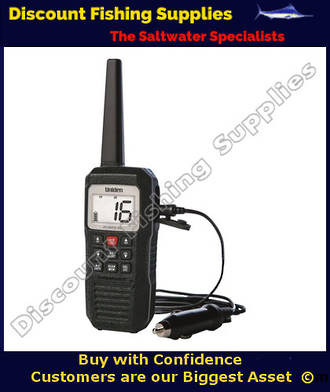 Uniden - MA155NZ Handheld VHF - Floating