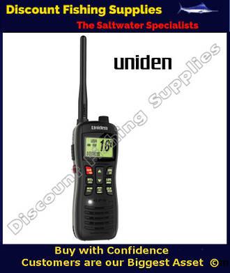 Uniden - MHS235 Marine VHF Handheld Radio - Floating