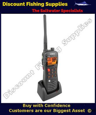 Uniden - MHS245 Marine VHF Handheld Radio - Floating