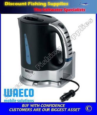 Dometic Car Kettle de Luxe - MCK-750-12