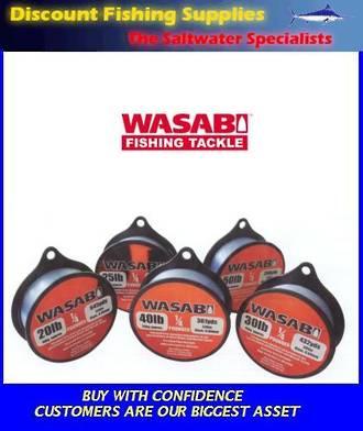 Wasabi 1/4lb Filler Spool