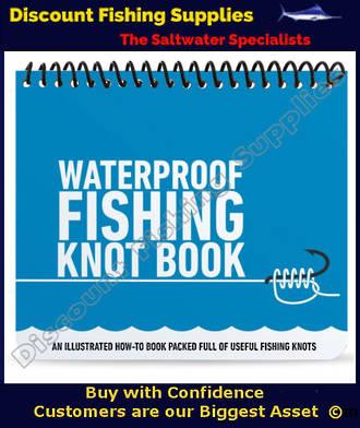 Fishing Knots - Waterproof