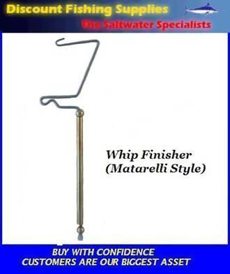 Terra Whip Finisher (Matarelli Style)