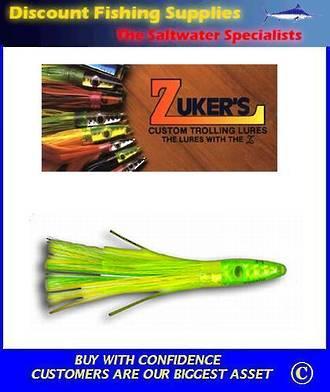 "Zuker's 6"" - Grass Trolling Lure - ZG1"