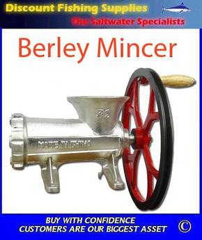 Mincer No 32 - Large WITH PULLEY