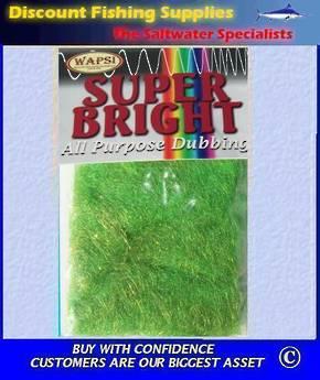 Super Bright Dubbing - Highlander_Green