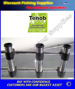 Tenob Rail Mount Rod holder