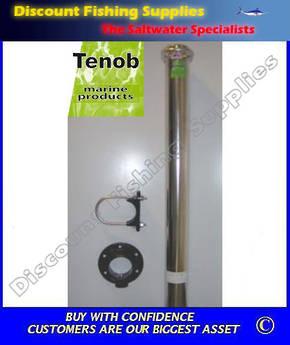 Tenob Heavy Duty Ski Pole With U Bracket