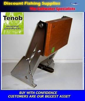 Tenob 25hp Stainless Steel Platform Fit Rise & Fall Bracket