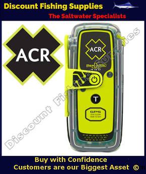 ACR ResQLink 406 GPS BUOYANT PLB-400 Personal Locator Beacon