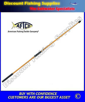 AFTCO Tag Stick Gold 190cm