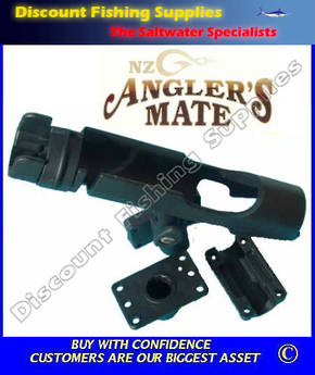 Anglers Mate Adjustable Rod Holder