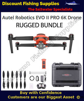 Autel Robotics EVO II PRO 6K Drone – Rugged Bundle