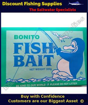 BAIT - Bonito 320gr