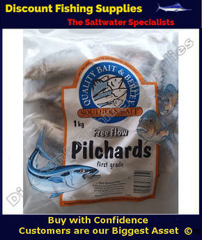 BAIT - Pilchards 1kg