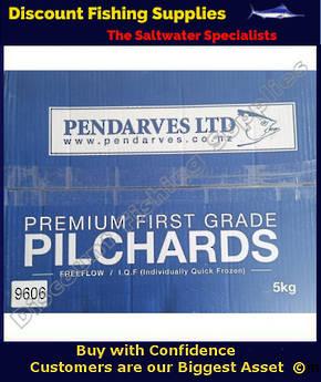 BAIT - Pilchards 5kg