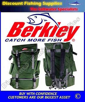 Berkley Back Pack with Cooler / Econo 40ltr