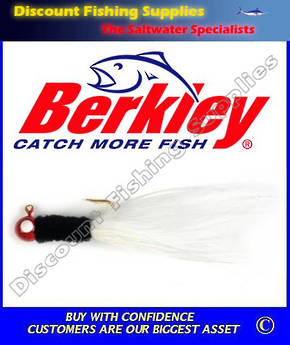 Berkley Beetle Bou Red Black White 1.75gr