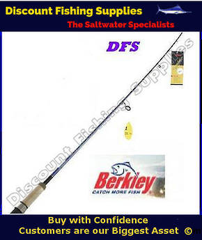 Berkley Dropshot Spin Rod 2-4kg