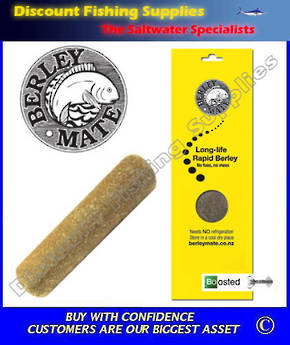 Berley Mate Long-life Rapid Berley log