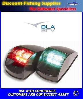 BLA LED Side Mount Navigation Lights