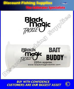 Black Magic Bait Cotton - Bait Buddy