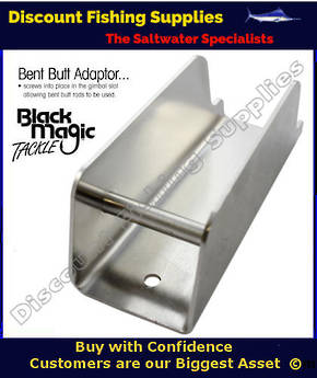 Black Magic EQUALIZER - Bent Butt Adapter