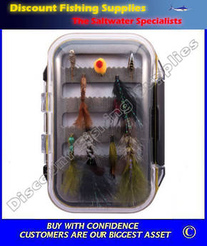 Clear Fly Box Small - Waterproof