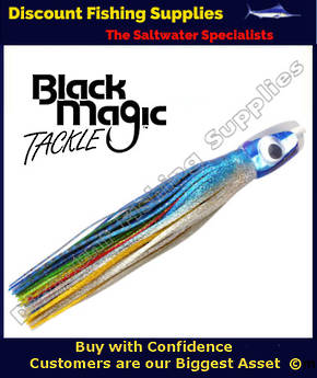 Black Magic Freedom Grand Slammer Marlin / Tuna Lure