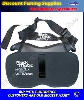 Black Magic Gimbal Belt - XL Wide