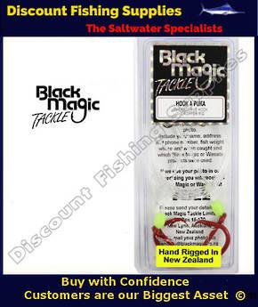Black Magic Hook A Puka