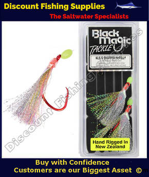 Black Magic Flasher KL5/0 Snapper McPilly