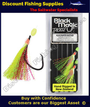 Black Magic Flasher KL5/0 Snapper Snatcher