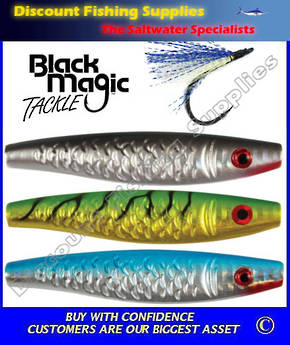 Black Magic Thru Jig 40gm