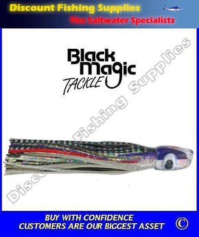 Black Magic Zippy Skippy Marlin - Tuna Lure