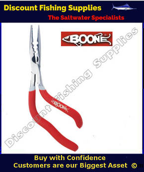 Boone 8 Inch Quick Grip S/S Pliers