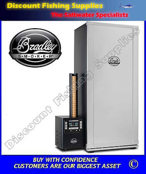 Bradley Digital 6 Rack Smoker Stainless Steel