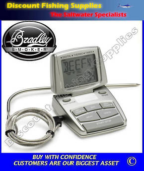 Bradley Digital Smoker Thermometer