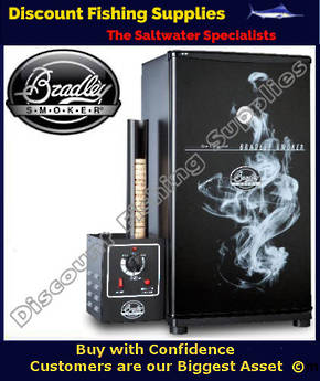 Bradley Original Black Smoker - 4 Rack