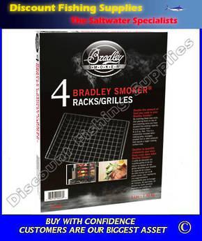 Bradley Smoker - Four Extra Racks