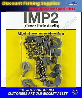 Breakaway IMP Release Clips