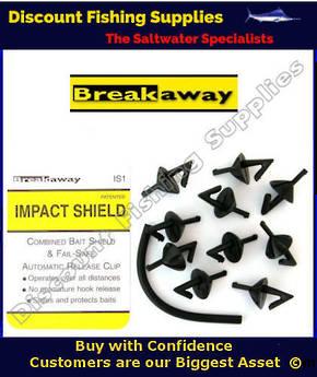 Breakaway Impact Shields 4Pack