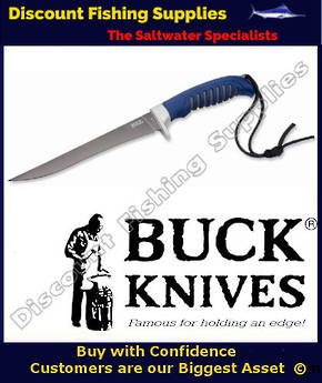 Buck Silver Creek Fillet Knife 6 3/8""