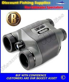 BUSHNELL NIGHT VISION NIGHTWATCH - 2.5X42mm Binoculars