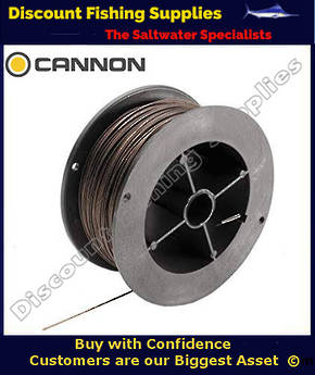 Cannon Downrigger Wire 120m