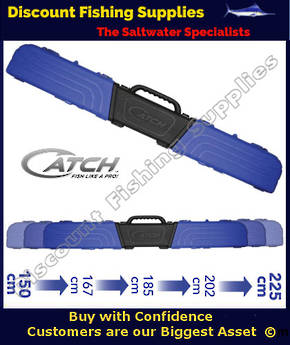Catch Pro Series Adjustable Rod Case