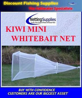 Mini ULSTRON- Whitebait Sock Net